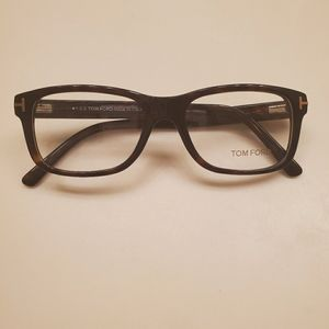 Authentic Tom Ford Dark Havana Eyeglasses